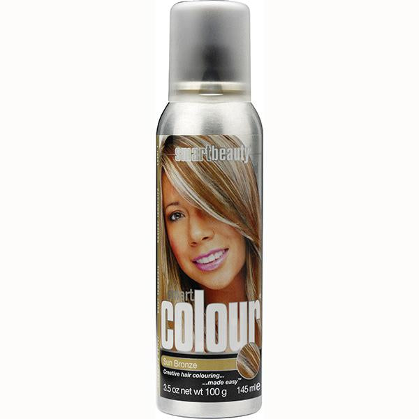 Smart Beauty Temporary Colour Hairspray - Sun Bronze