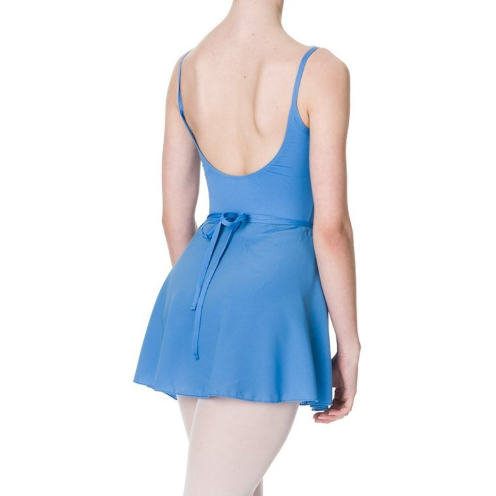 Studio 7 Children's Ballet Wrap Skirt - Turquoise