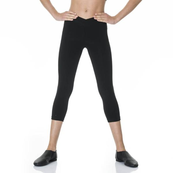 Studio 7 Adult's 3/4 V-band Leggings