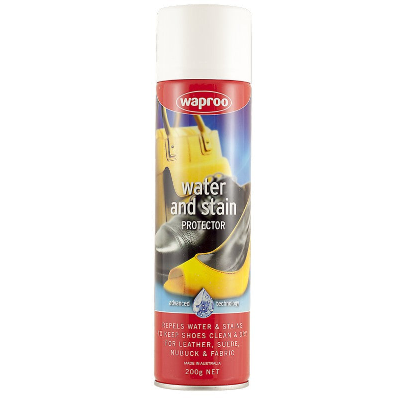 Waproo Water and Stain Protector