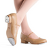 Bloch Tap On Tap Shoes - Tan