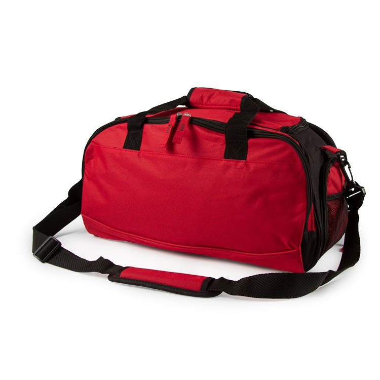 Bloch Two Tone Dance Bag - Red/Black