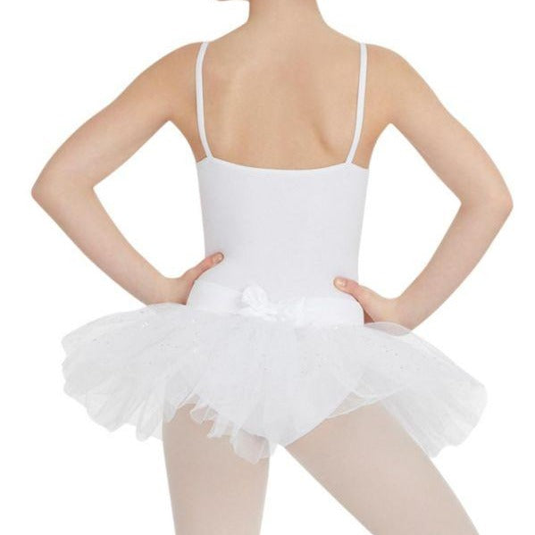 Capezio Children's Camisole Tutu Dress - White