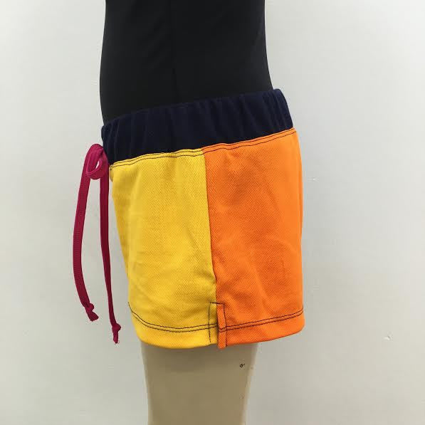 Irish Dance Coloured Shorts