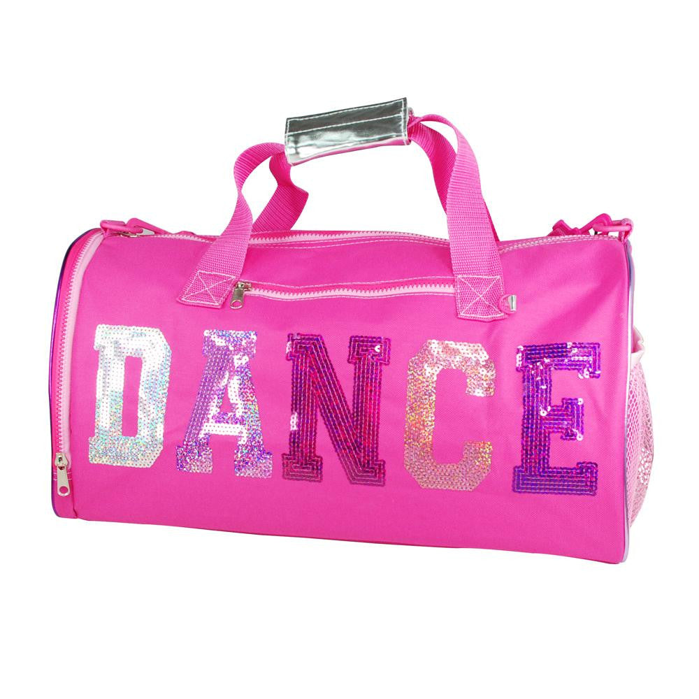 Sparkle 'DANCE' Duffel Bag -  2 colours available - Ditto Dancewear