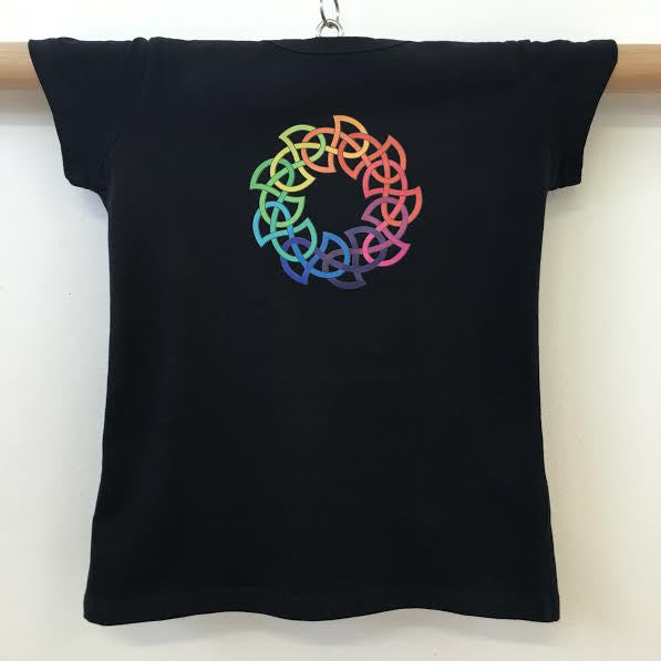 Celtic Full Colour Printed T-Shirt - Ditto Dancewear