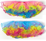 Reversible 5 Colour Sequin Mesh Tutu - Child