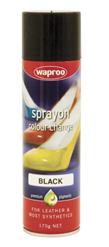 Waproo Spray On Colour - Ballet, Tap & Jazz Shoes