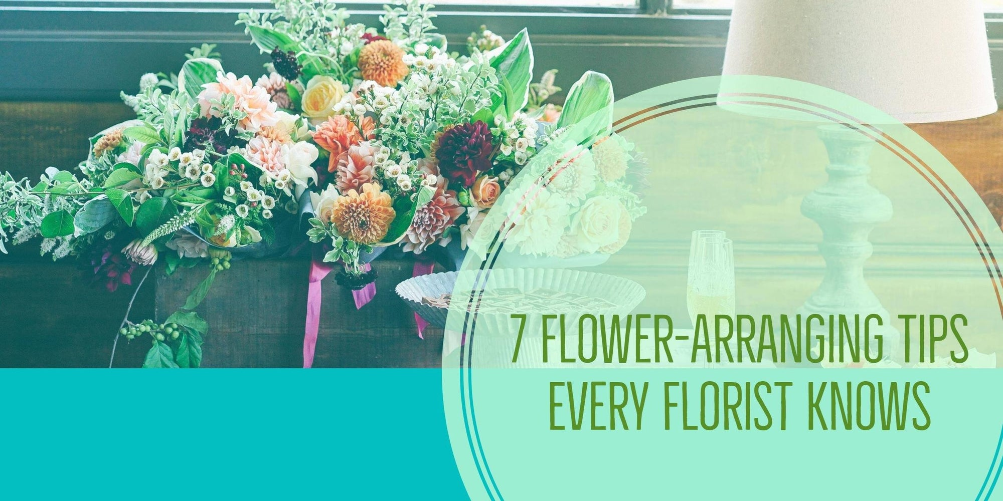 7 Flower-Arranging Tips Your Florist Doesn't Want You to Know