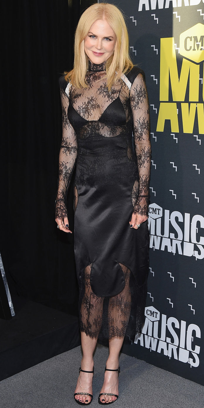 Nicole Kidman at the CMT Music Awards Getty Images