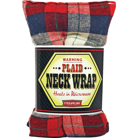 Plaid Neck Warmer