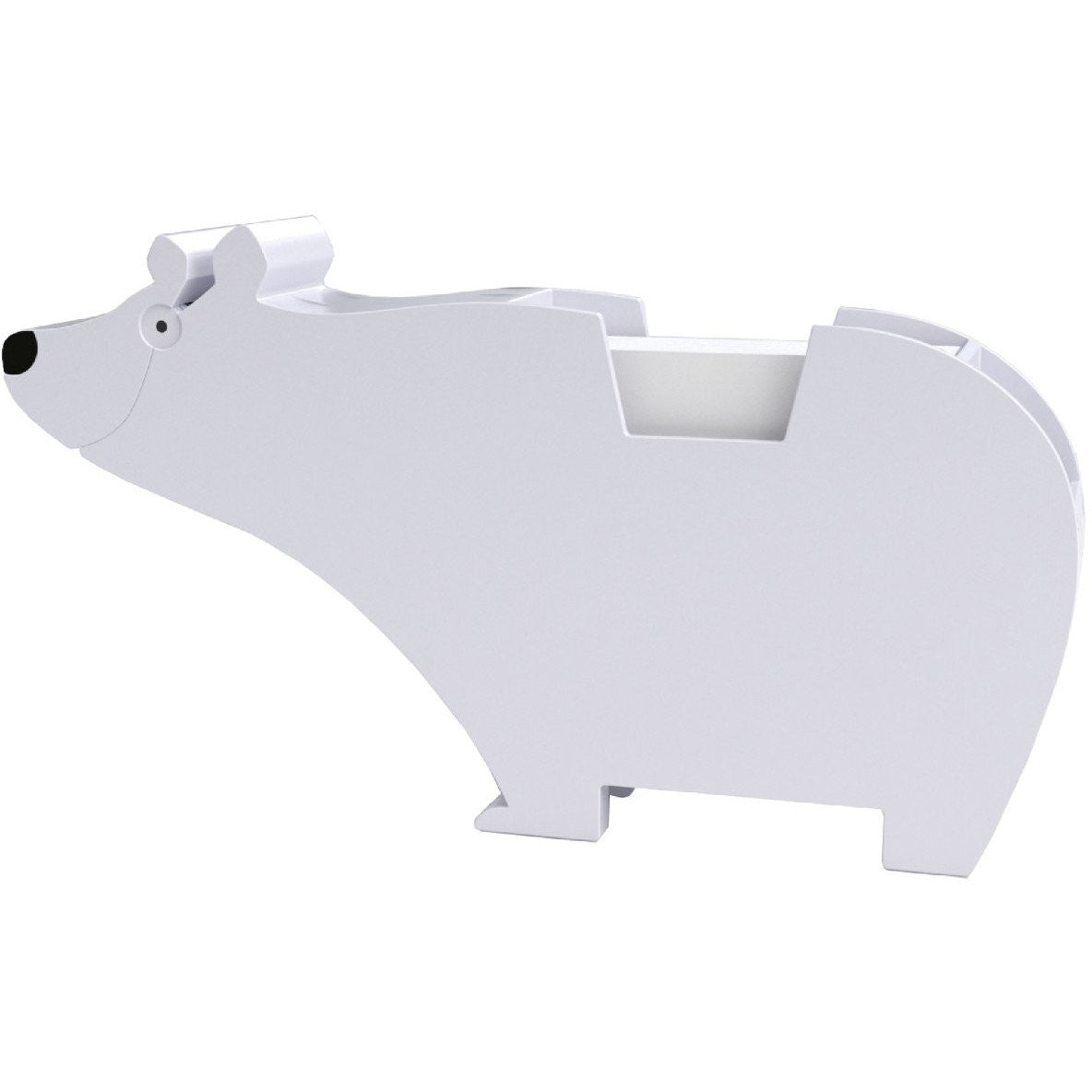 Wild Memo Holder Polar Bear