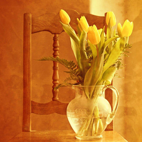 Flowers in a Clean Vase