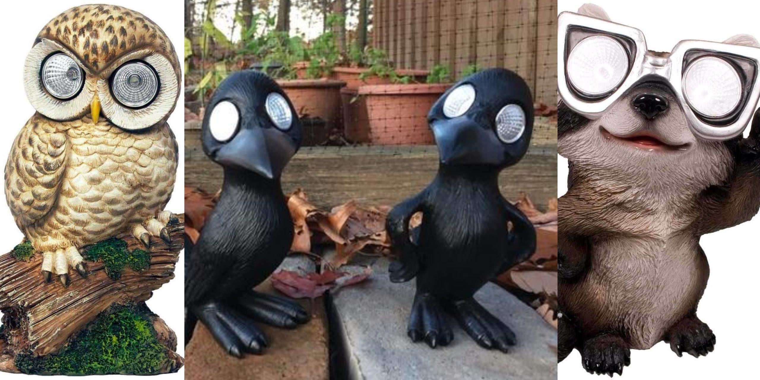 Adorable Animal Solar Lights