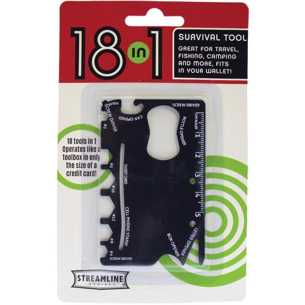 18-in-1 Survival Tool