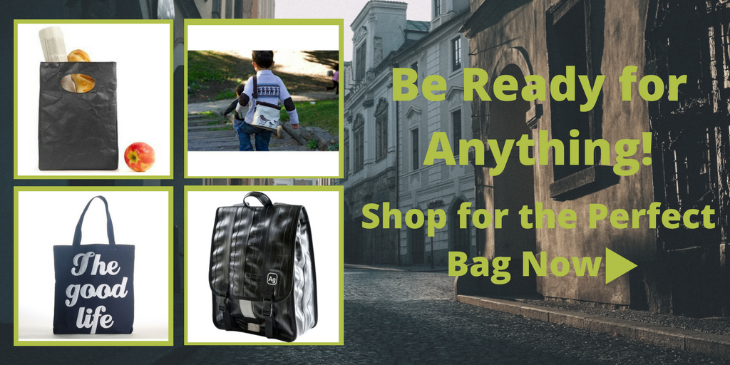 Be Ready with the Perfect Bag