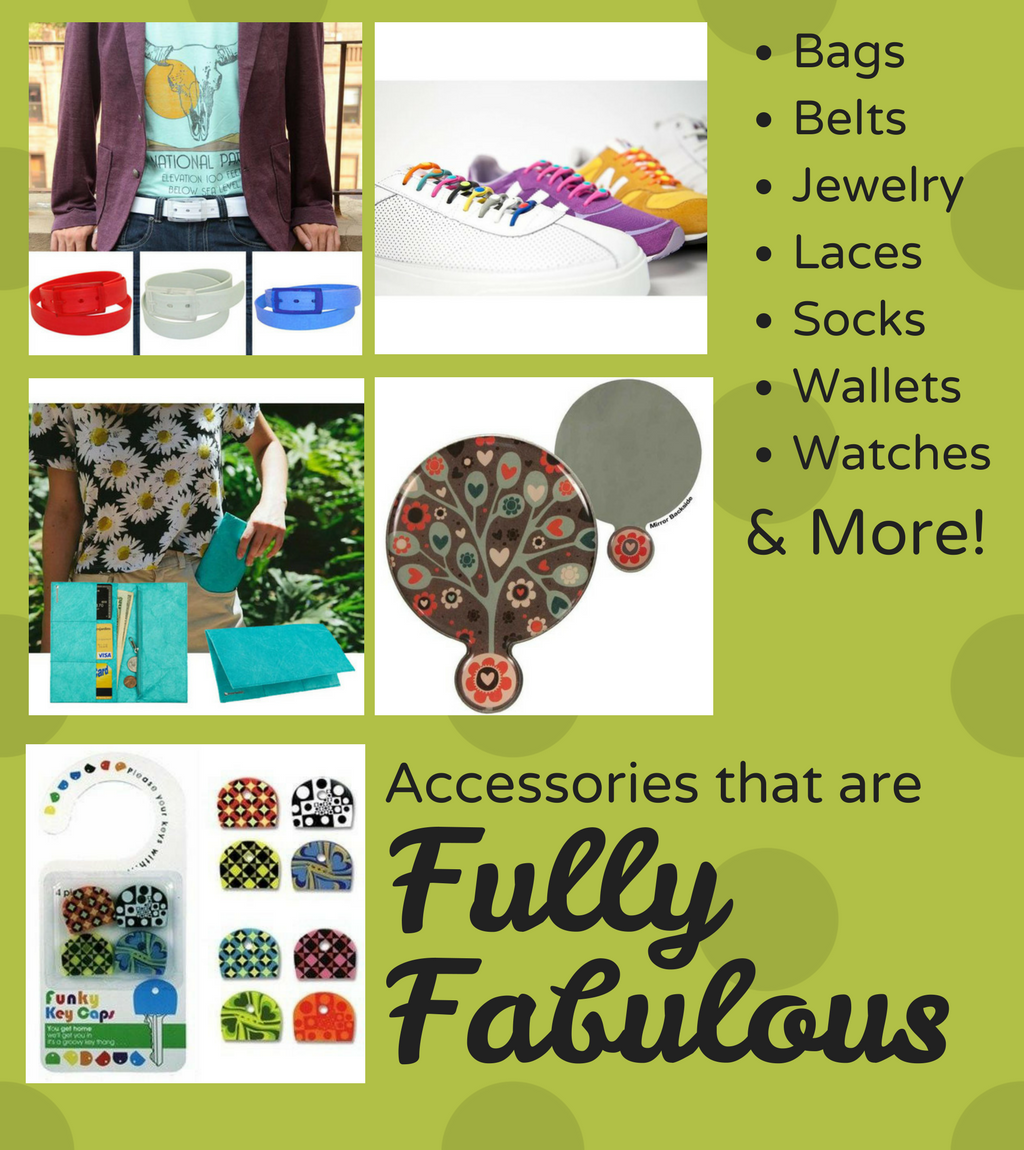 Fabulous Accessories from Karma Kiss