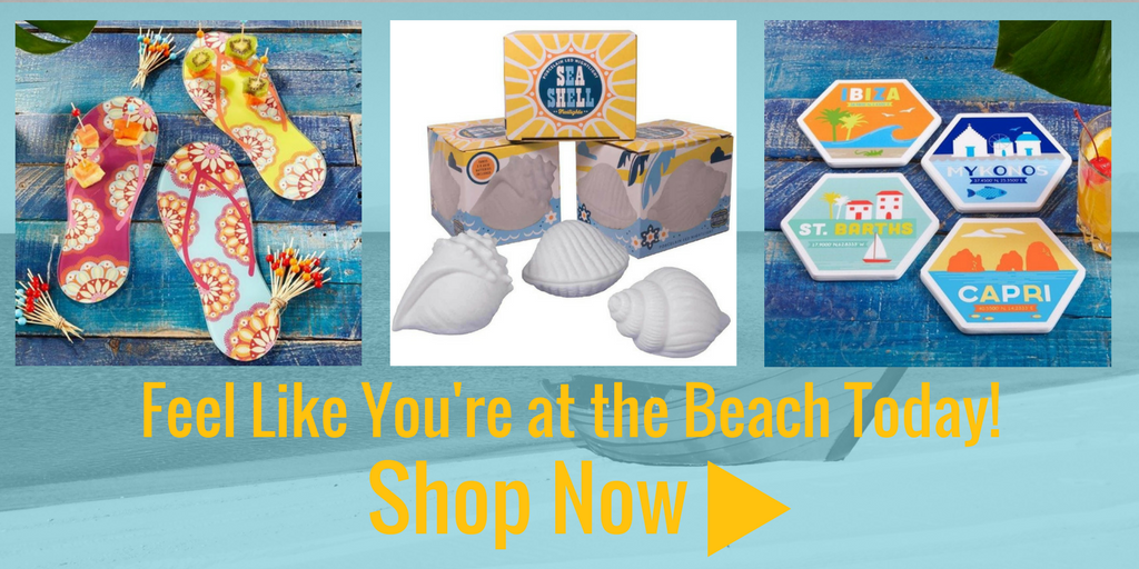 Shop Now for Beach Decor