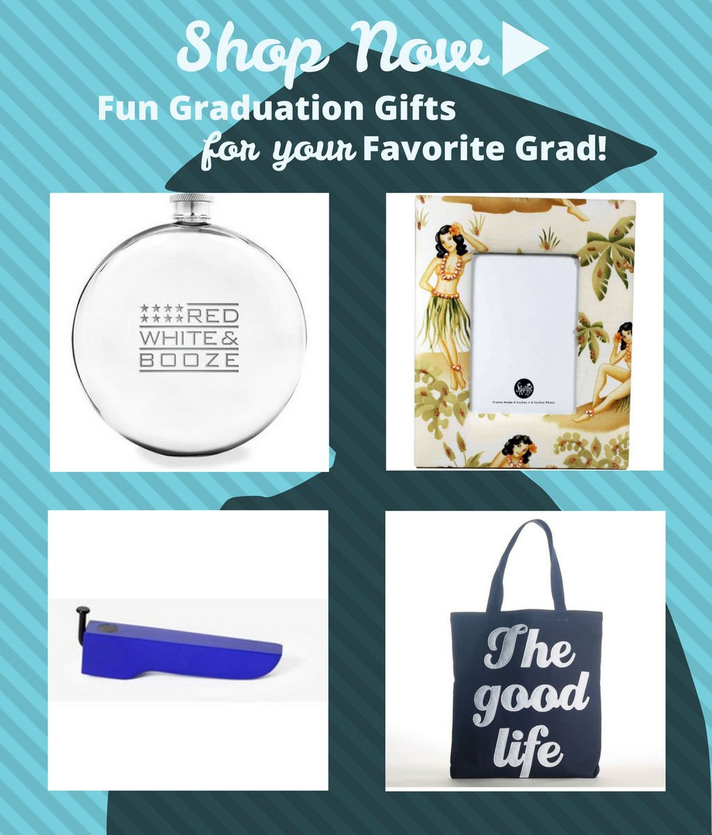 Shop Now for Fun Graduation Gifts