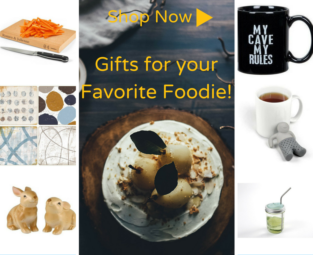 Fun Gifts for Foodies