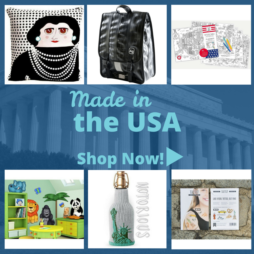Shop Now! Gifts Made in the USA