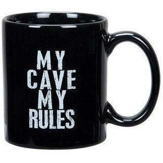 My Cave My Rules