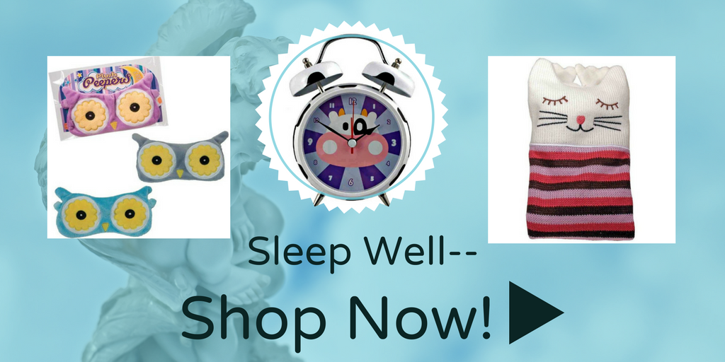 Sleep Well, Shop Now