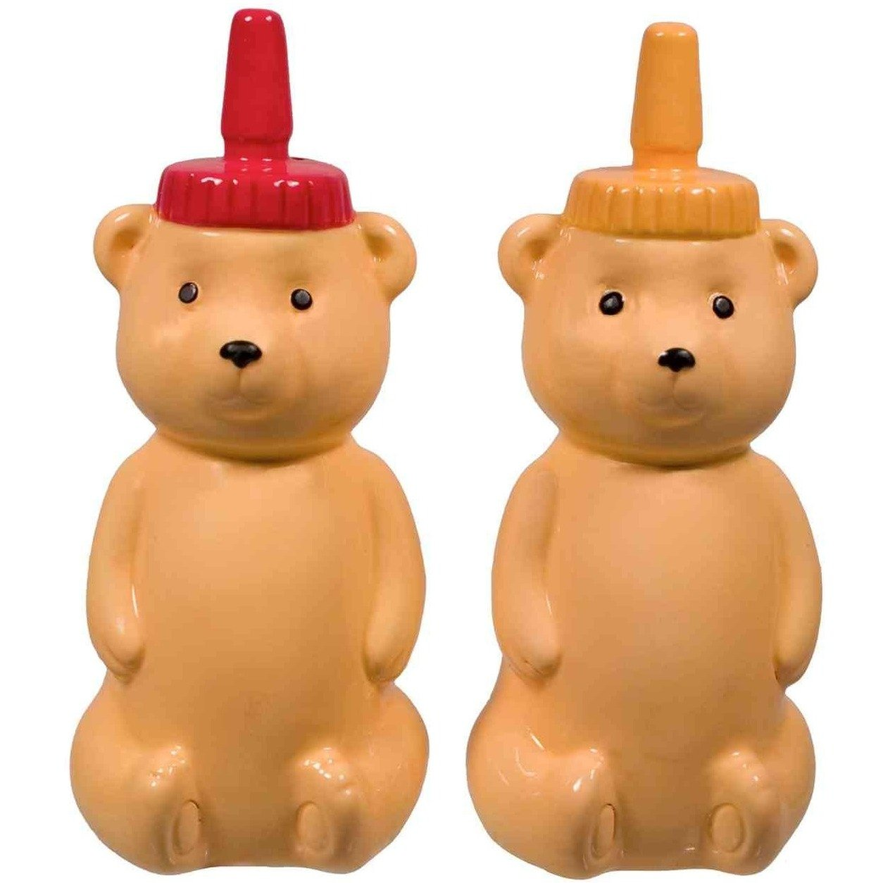 Honey Bear Salt & Pepper Shakers