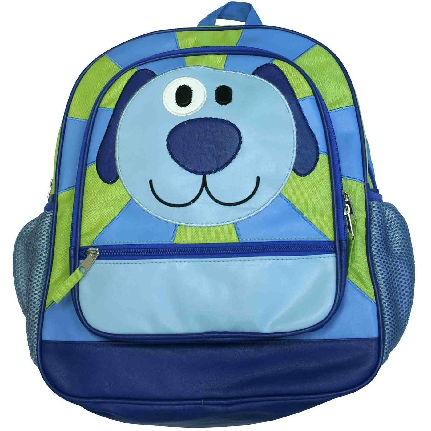 Animal Backpack Collection Blue Dog