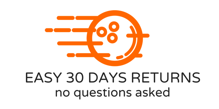 Easy 30 Days Returns