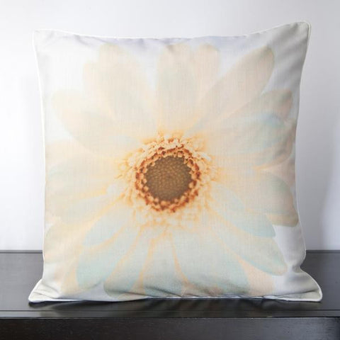 Surya Decorative Sunflower Pillow