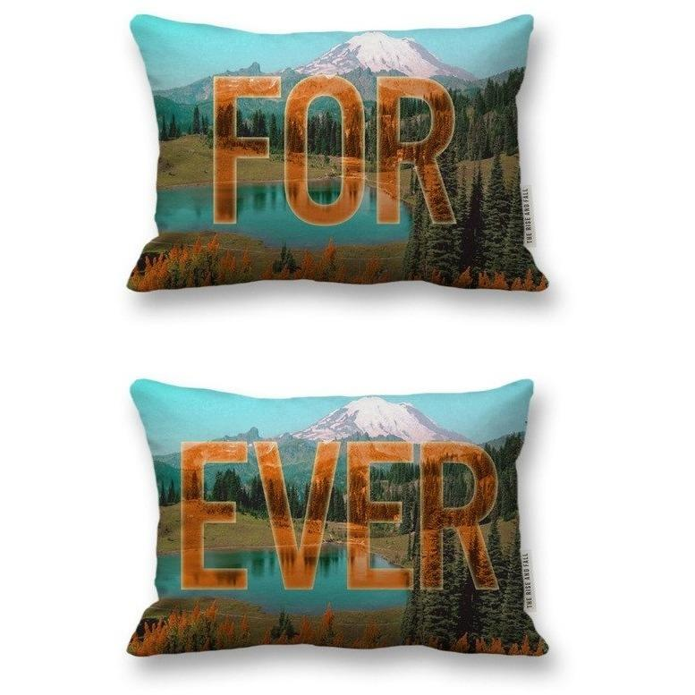 Rise and Fall Forever Pillows