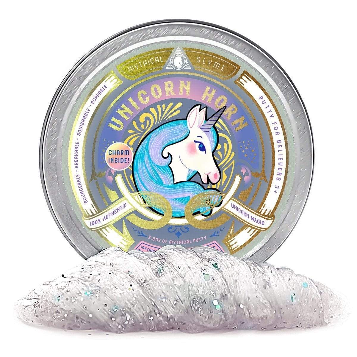 Unicorn Horn - Putty For Believers