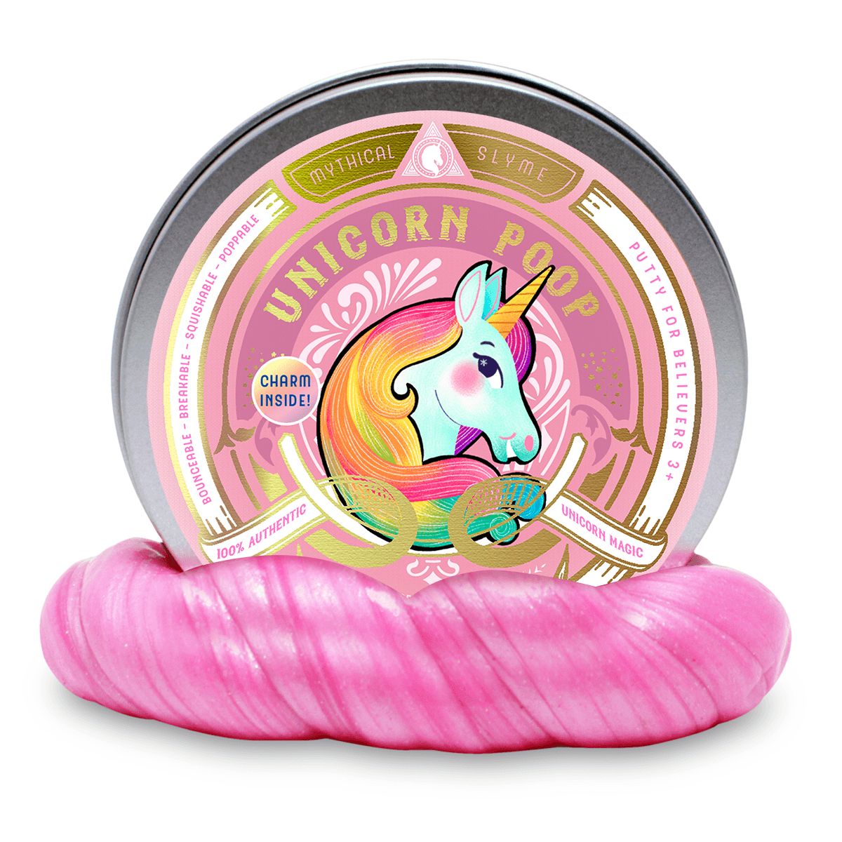 Unicorn Poop - Putty For Believers