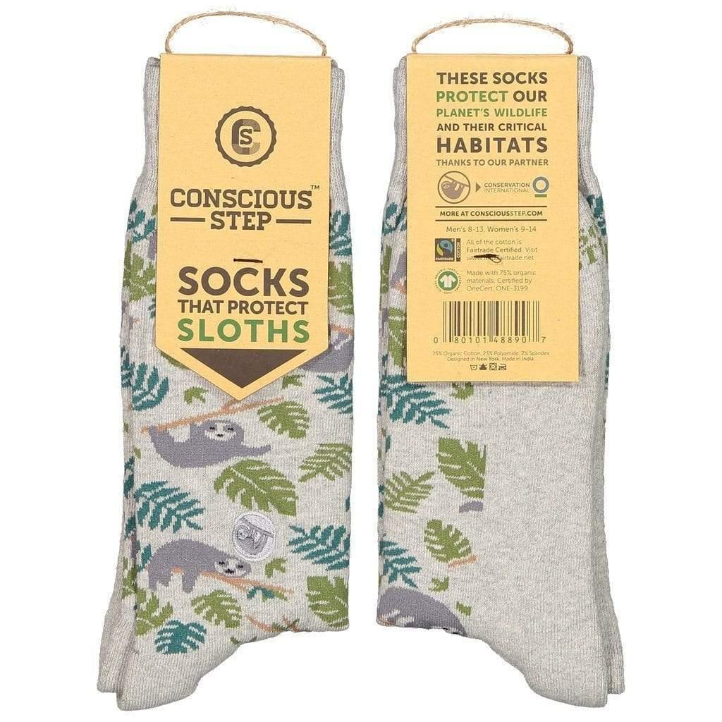 Socks That Protect Sloths (Small)