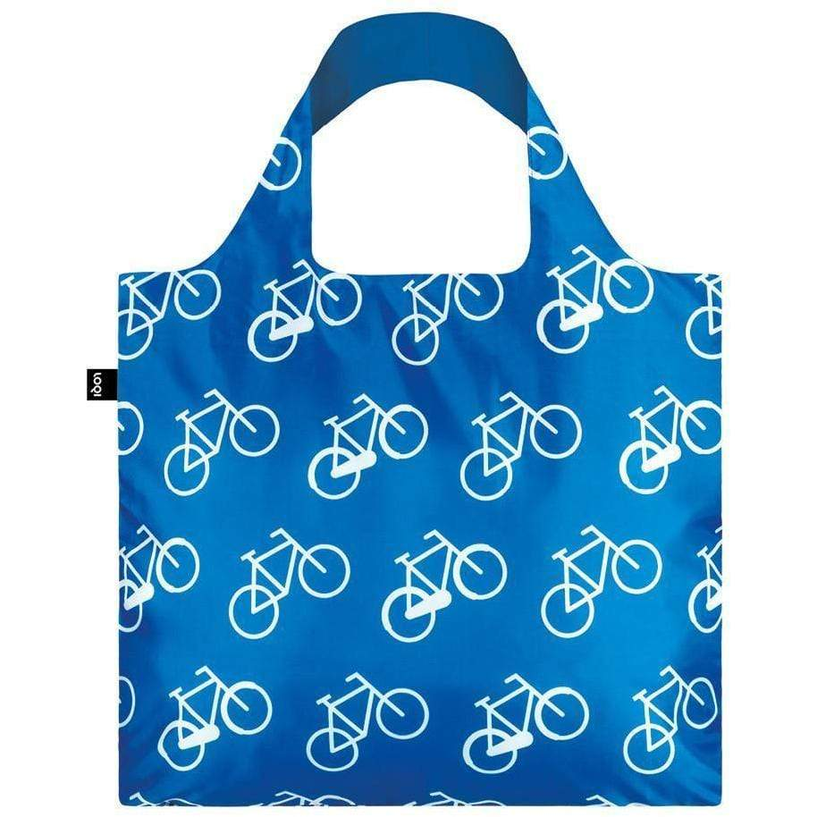 Loqi Water Resistant Reusable Bag - TRAVEL Bikes Bag