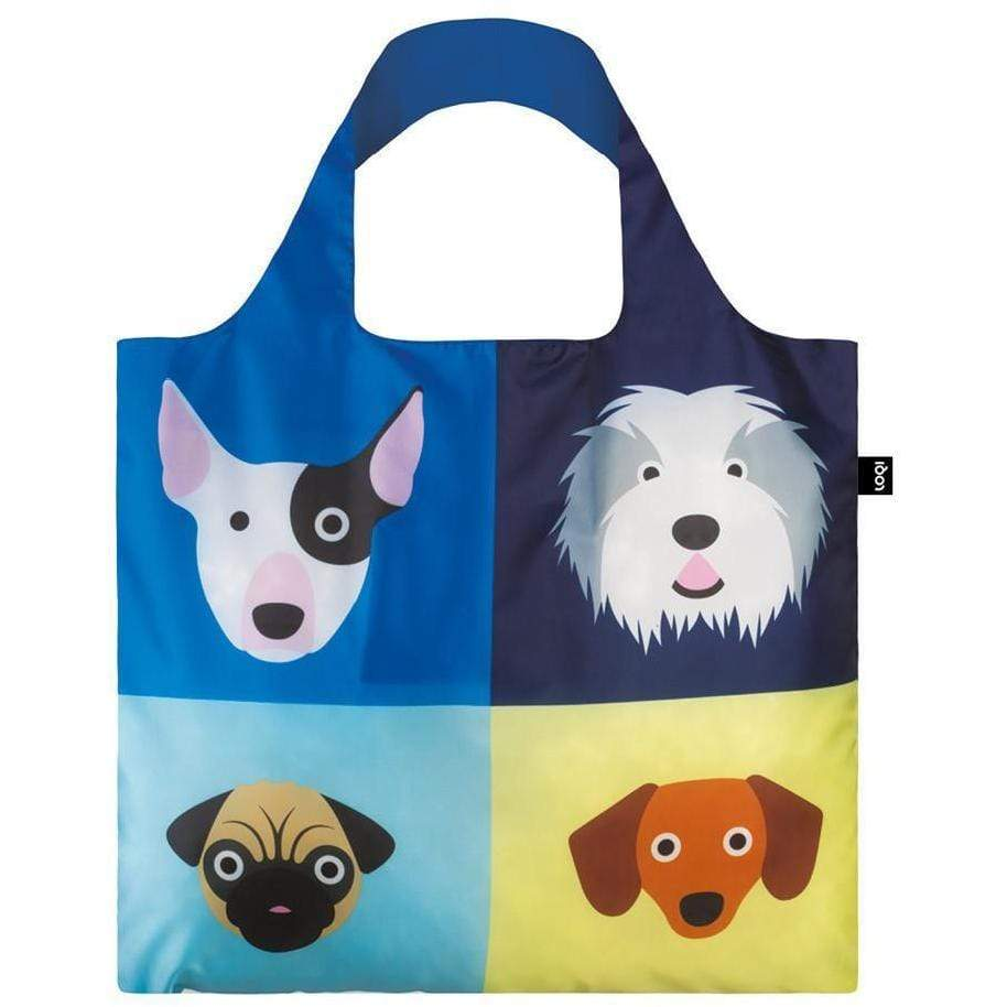 Loqi Water Resistant Reusable Bag - STEPHEN CHEETHAM Dogs Bag