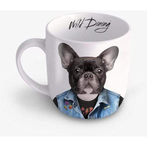Wild Dining Ceramic Mug - Dylan Dog