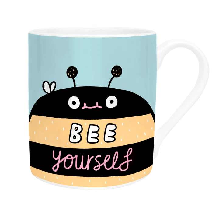 Ohh Deer Mugs Bee Yourself Mug - Set of 6