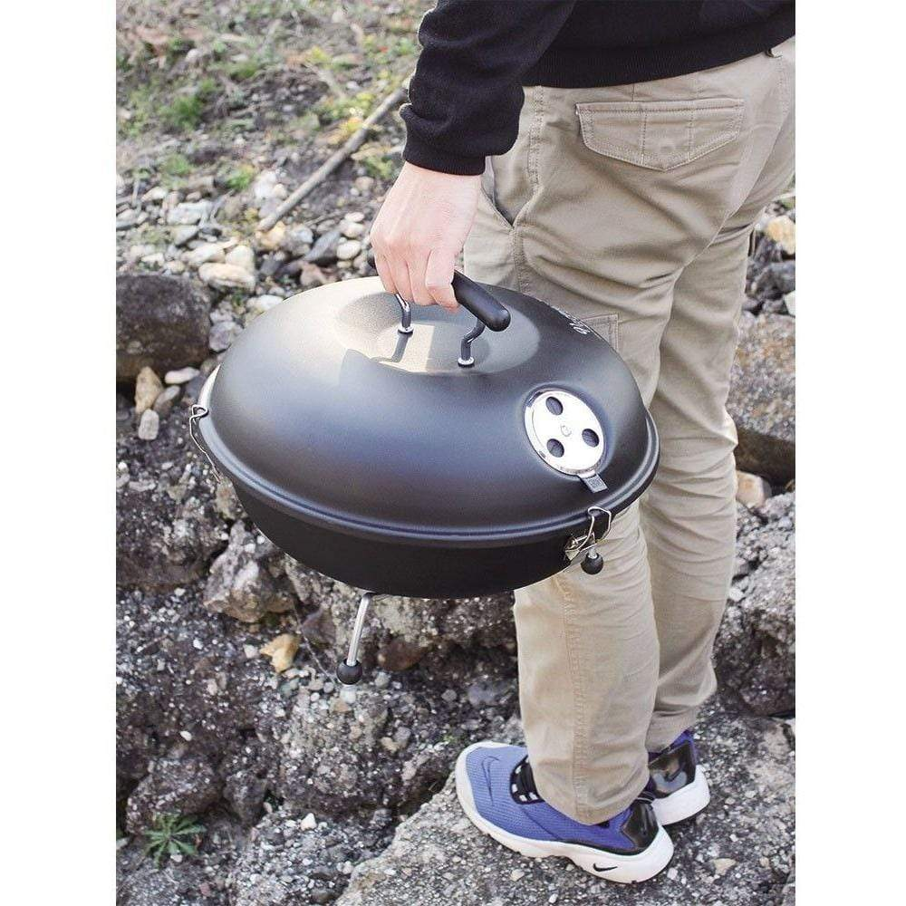 Portable Grill - Brown