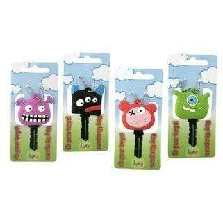 Monster House Key Keepers - Set Of 4