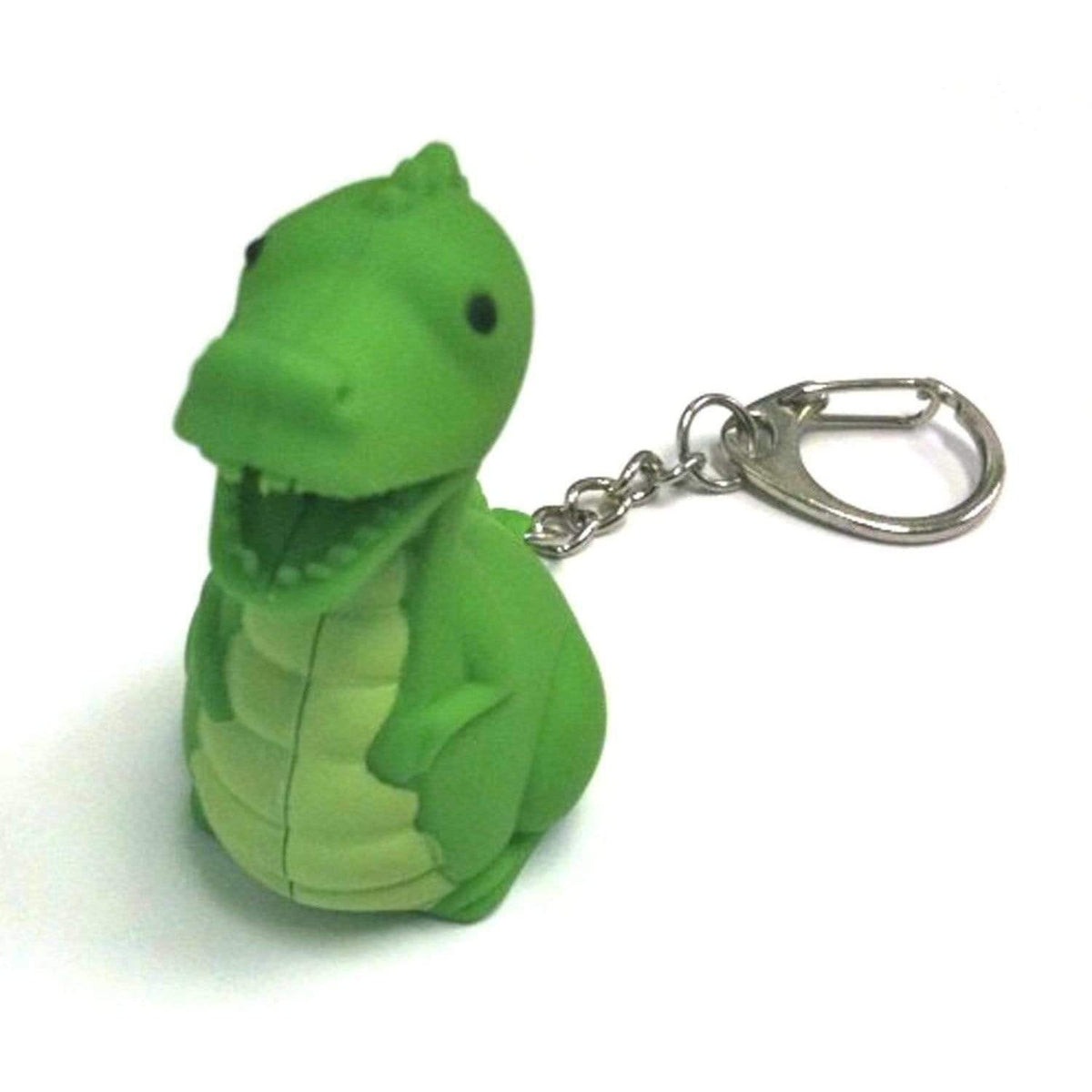 Roaring Dragon - Keyring With LED Light
