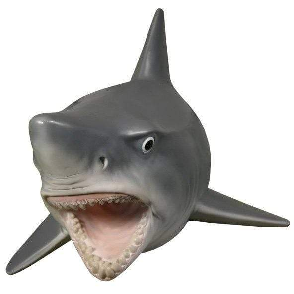 Wall Art Attack Plaque - Shark