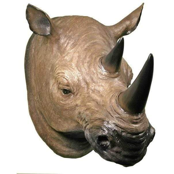 Wall Art Attack Plaque - Rhino