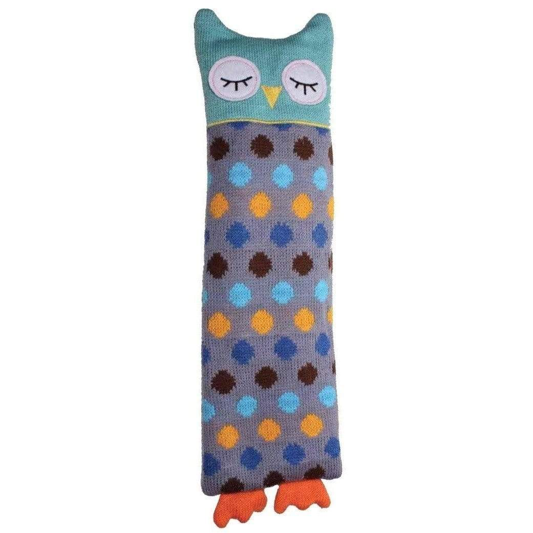 Cozy Critter Neck Warmer - Owl