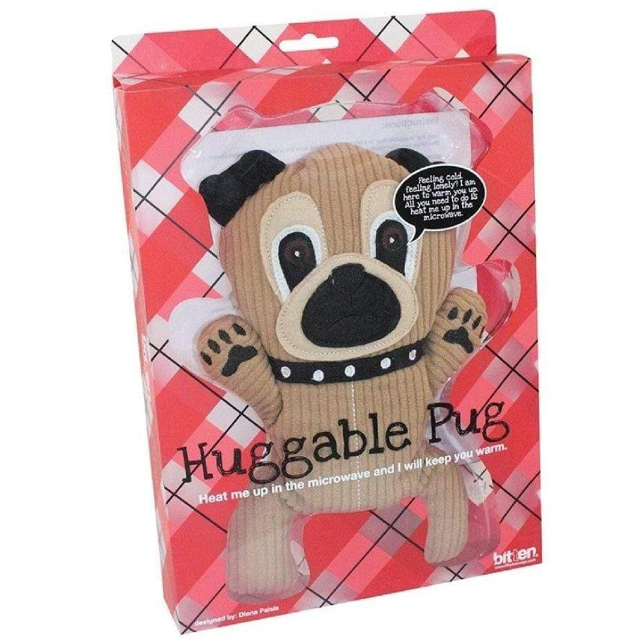 Huggie Pug - Herbal Warmer
