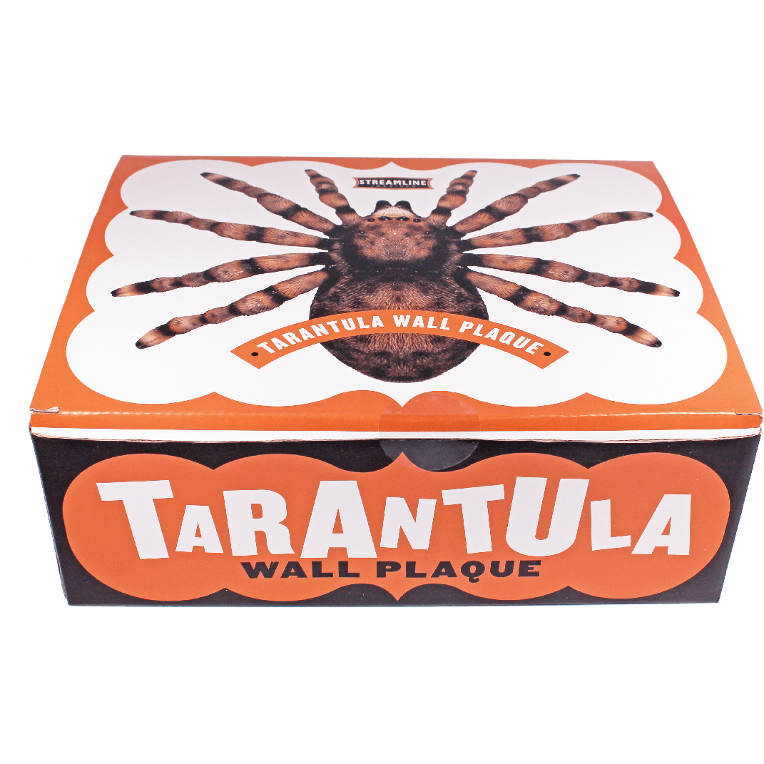 Tarantula Wall Plaque and Shelf Decor