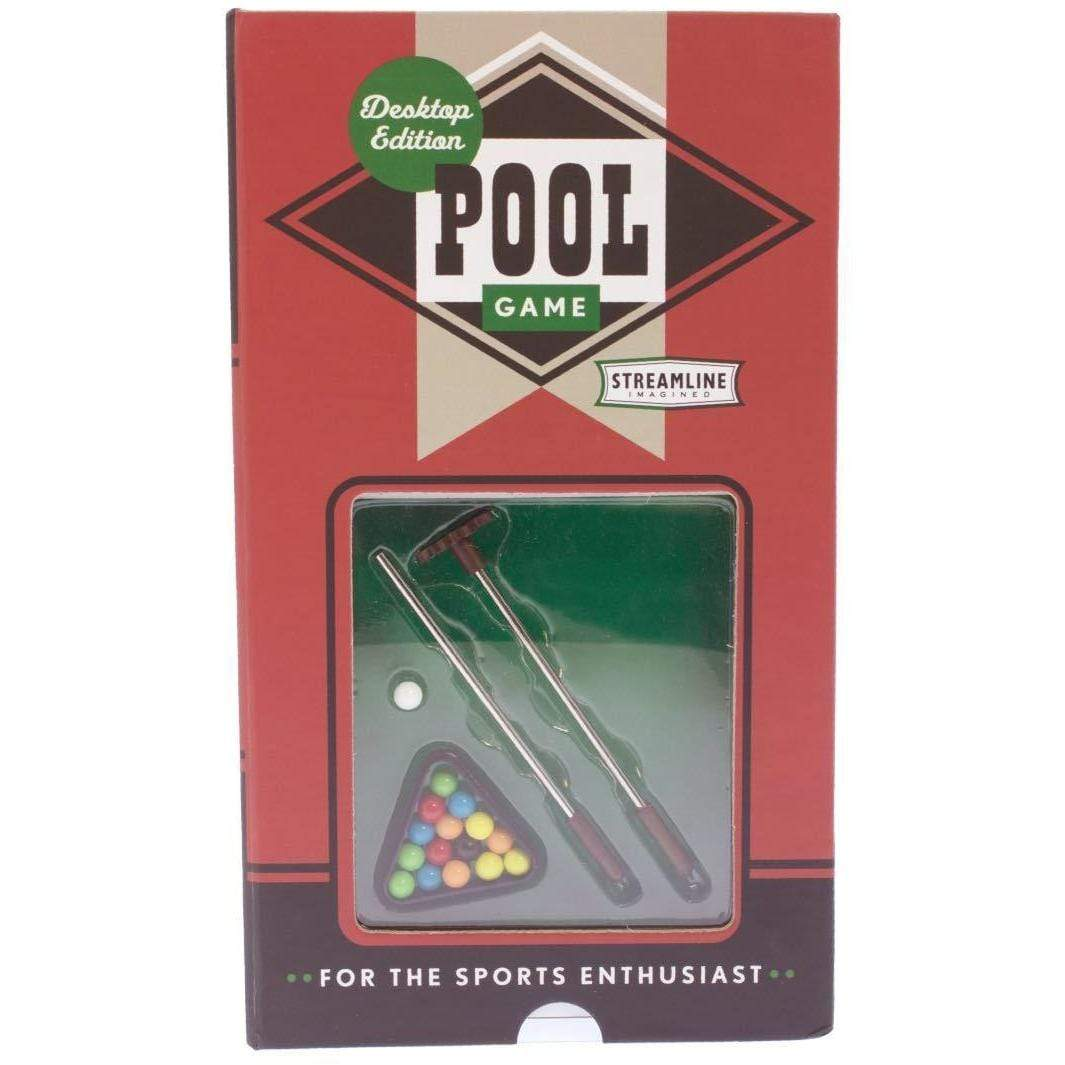 Desktop Edition Pool Game