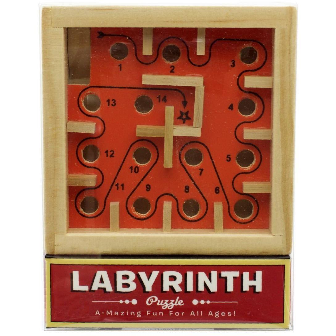 Labyrinth Puzzles - Set of 3
