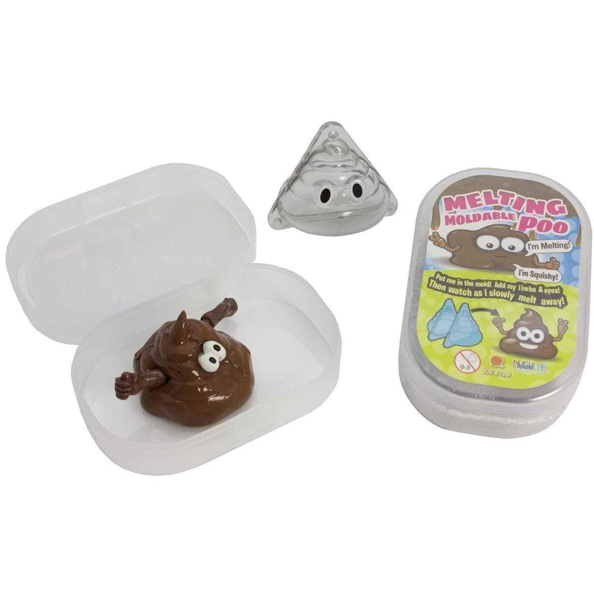 Melting Poop Putty Set